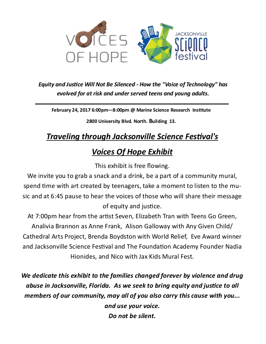Voices Of Hope Program(1)
